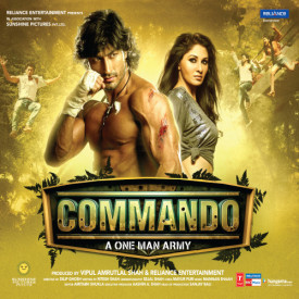 Watch Commando – A One Man Army (2013) Hindi Movie Online