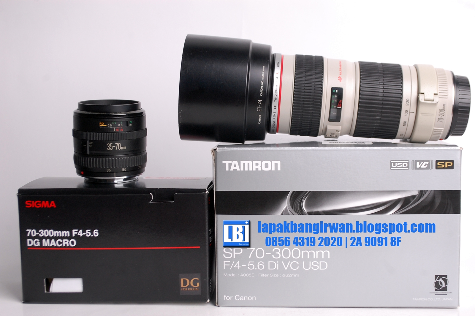 Jual Beli Kamera Lensa Second Baru Nikon Canon Jogja
