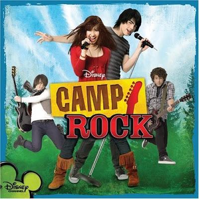 "[Muzyka Disneya] Piosenki z filmu ""Camp Rock"""