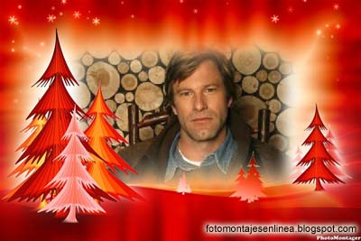 Fotomontaje Navidad