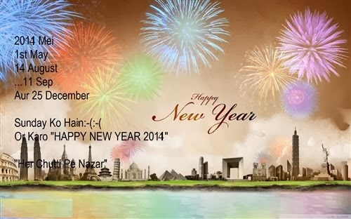 Famous Happy New Year Wishes Messages In Hindi 2015