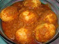 Resep Membuat Rendang Telur Enak Mudah
