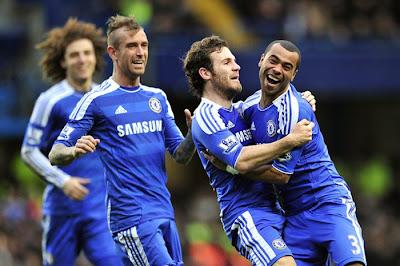 Chelsea 1 - 1 Fulham (1)