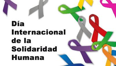 Día Internacional de la Solidaridad.