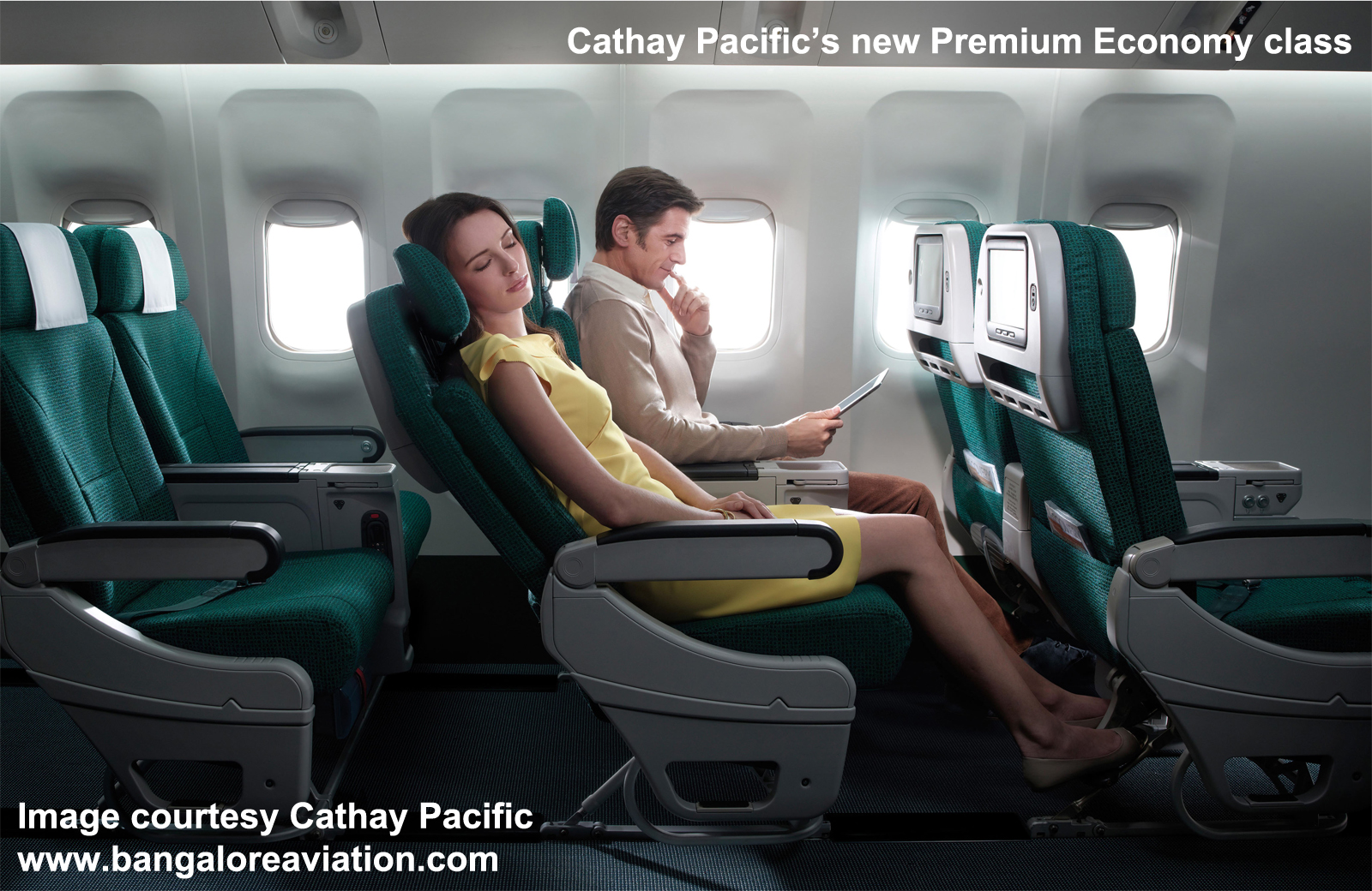 Images Cathay Pacific S New Premium Economy And