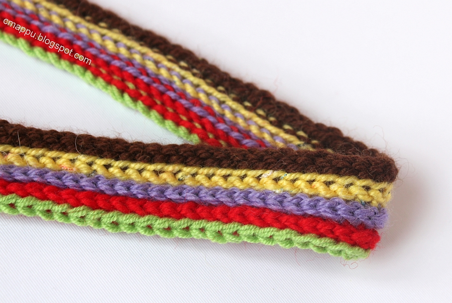 вот боснийское вязание!