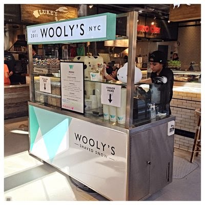 Wooly's Cart