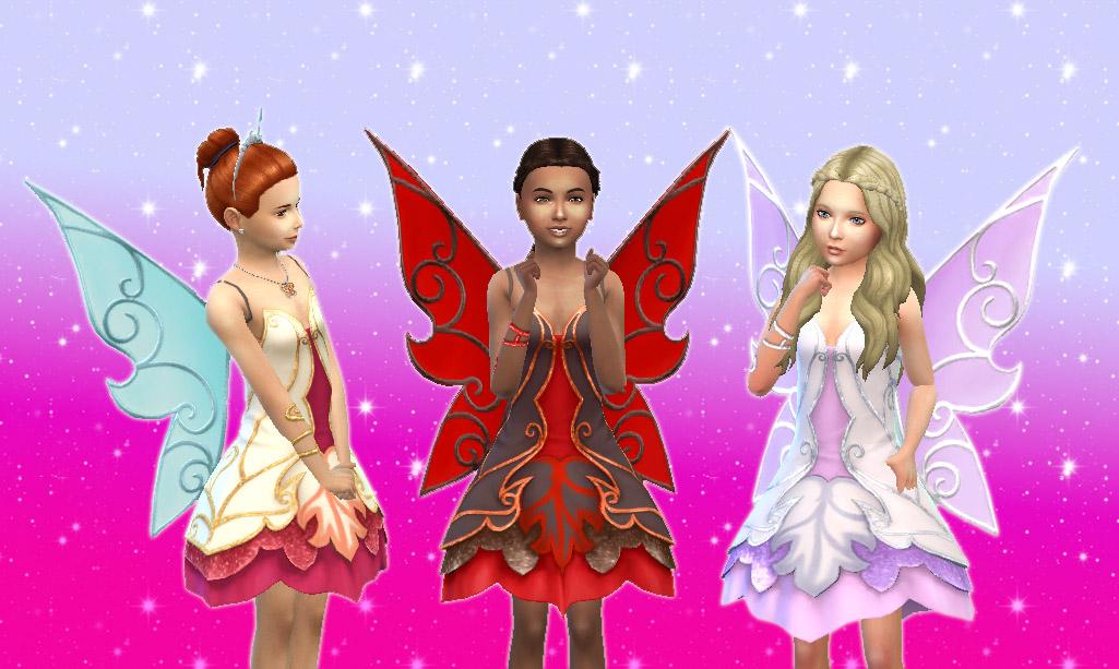 Stuff Fairy Dress Girls
