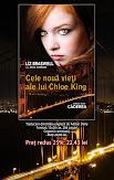"""Precomanda """"Caderea""""-cartea intai din seria Cele noua vieti ale lui Chloe King"""