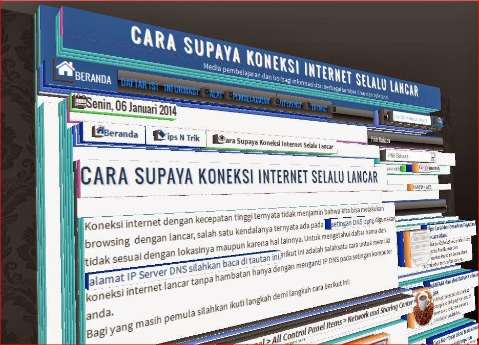 Cara Supaya Koneksi Internet Selalu Lancar