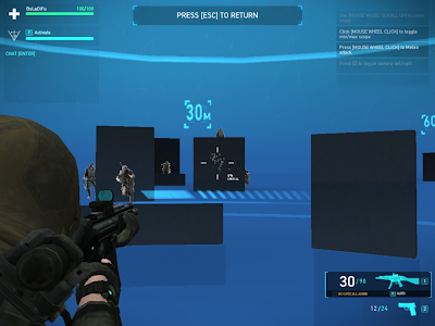 Ghost Recon Online - Control 51 SMG