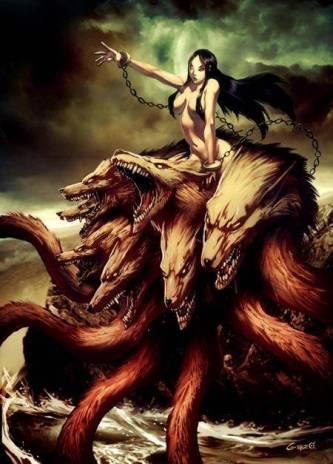 Misteri dan Legenda Scylla