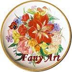 Моята препоръка: ръчно рисувани керамични съдове от Фани Йорданова