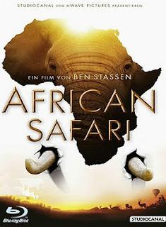 Safári na África Dublado Online