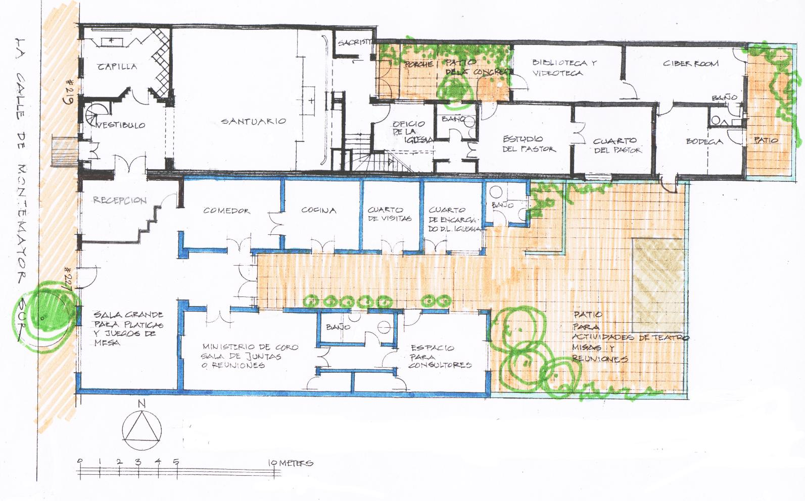 Como hacer planos de una casa diseno de casas 2016 for Programas para crear planos arquitectonicos