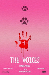 ver pelicula The Voices, The Voices online, The Voices latino