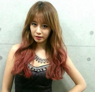 Anggunnya T-ara Jiyeon di Foto Terbarunya