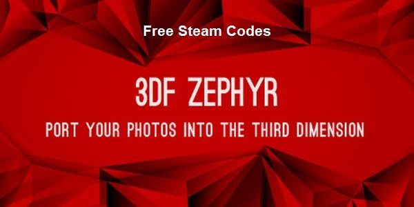 3DF Zephyr Lite 2 Steam Edition Key Generator Free CD Key Download
