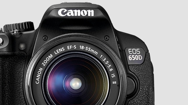 Canon unveils new two cameras accurately 50.6 megapixel