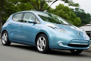 รถพลังงานไฟฟ้า