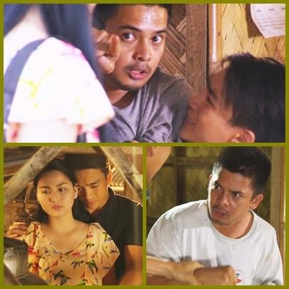 Jason, Dominic and Dianne Medina on MMK