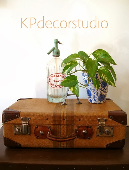 Tienda online de decoración vintage maletas antiguas para bodas y regalos originales