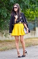 http://www.petitsweetcouture.com/2013/10/black-yellow-dress.html