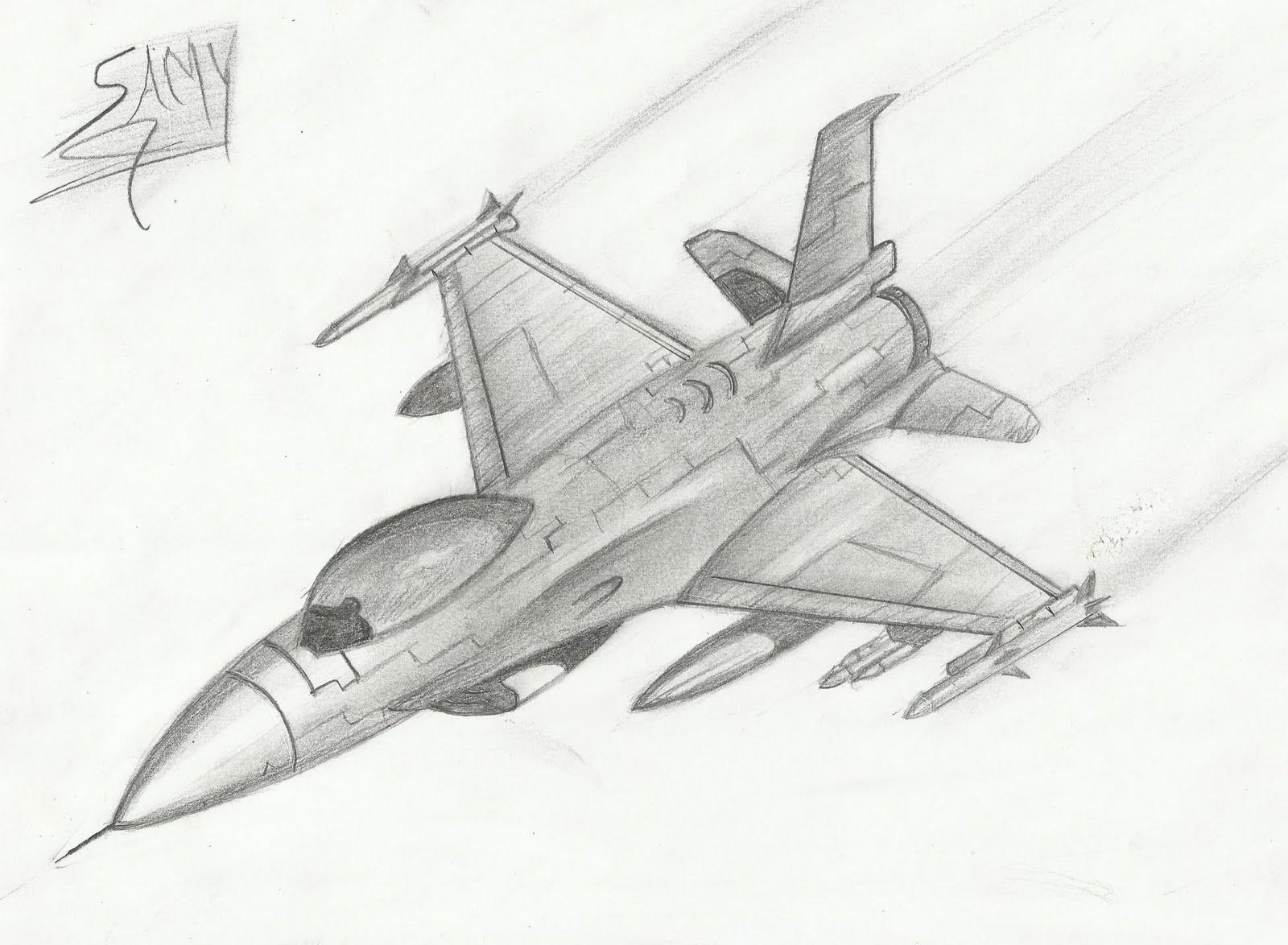 L 39 art du dessin drawing - Avion en dessin ...