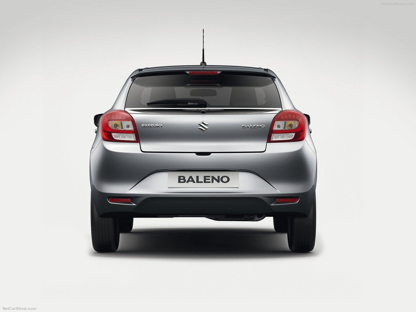Hình ảnh xe ô tô Suzuki Baleno 2016 & nội ngoại thất