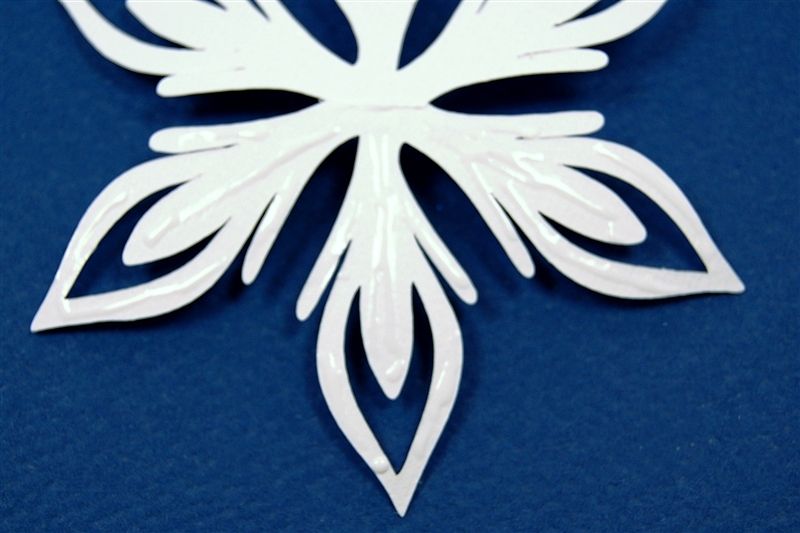 Where can we find 3D snowflake patterns - Scroll Saw Woodworking