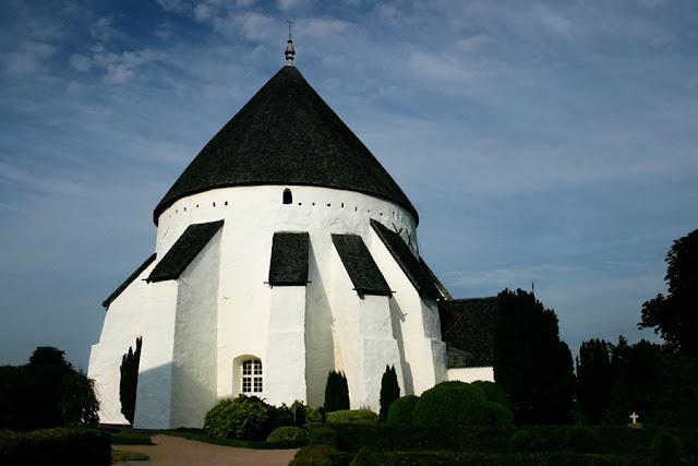 Kartki z podróży - Kościół rotunda