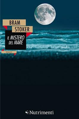 Il mistero del mare, 2012, copertina