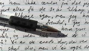 kenali peribad melalui tulisan tangan