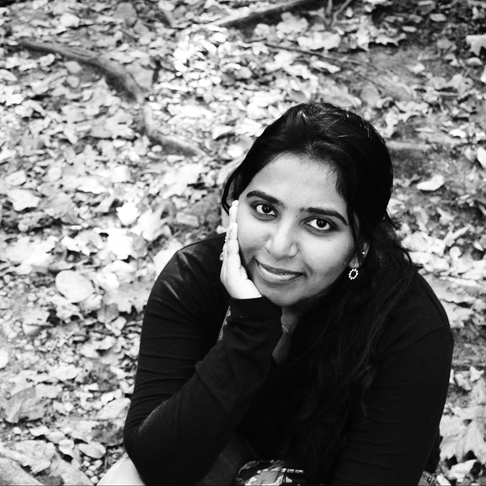 Introducing Remya from Forks N Knives - this week's featured blogger!