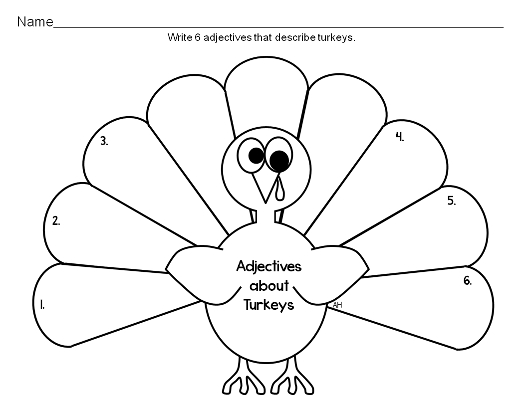 10 Fat Turkeys – Practice with Subtraction From Ten