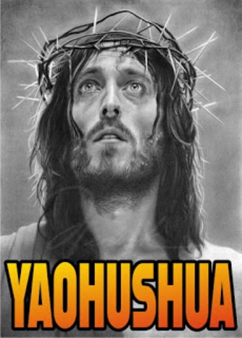 PROVAS DA ORIGEM DO NOME YAOHU-YAOHUSHUA