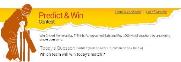 Win Prices from makemytrip