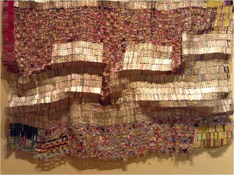 ... na Asa Michael C Rockefeller, na zona sul do museu, e seu acervo é  composto por mais de onze mil obras de arte, de materiais e tipos variados. 6a6b8accbd