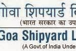 Goa Shipyard Recruitment 2014