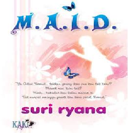 Sinopsis Novel MAID