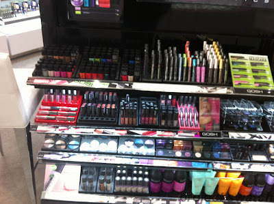 gosh cosmetics at walgreens