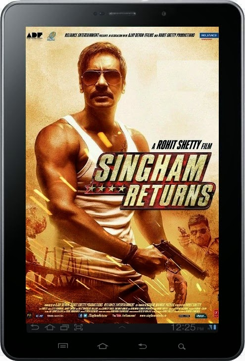 Singham Returns Ringtones