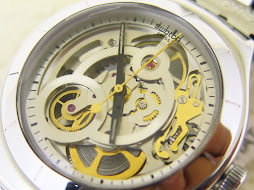 SWATCH SKELETON - AUTOMATIC
