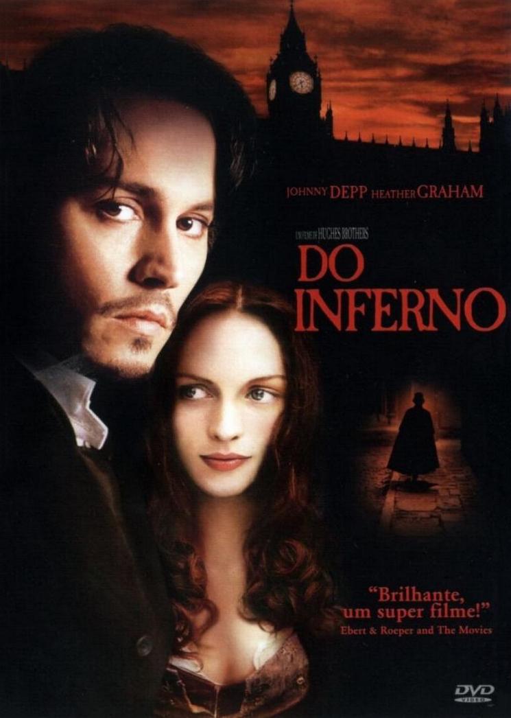 Do Inferno - DVDRip Dual Áudio