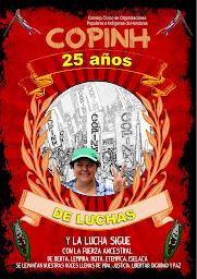 COPINH: 25 AÑOS EN LUCHA POR LA VIDA Y LA JUSTICIA