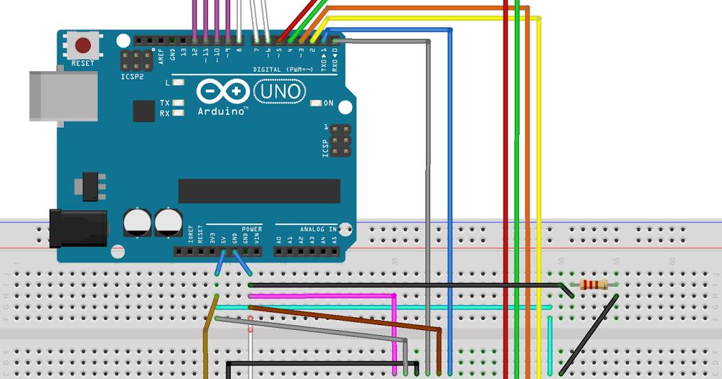 Mu tutorial arduino menggunakan lcd dan keypad