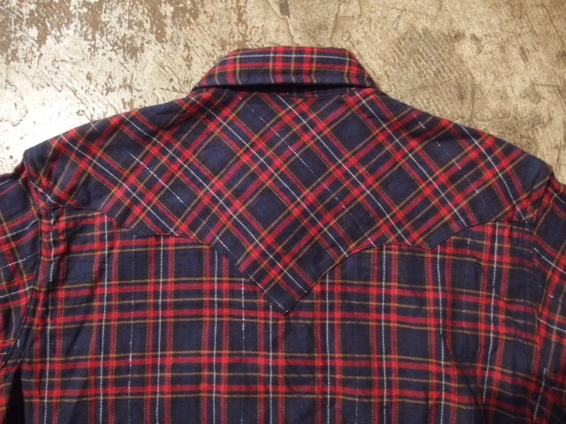 engineered garments western shirt