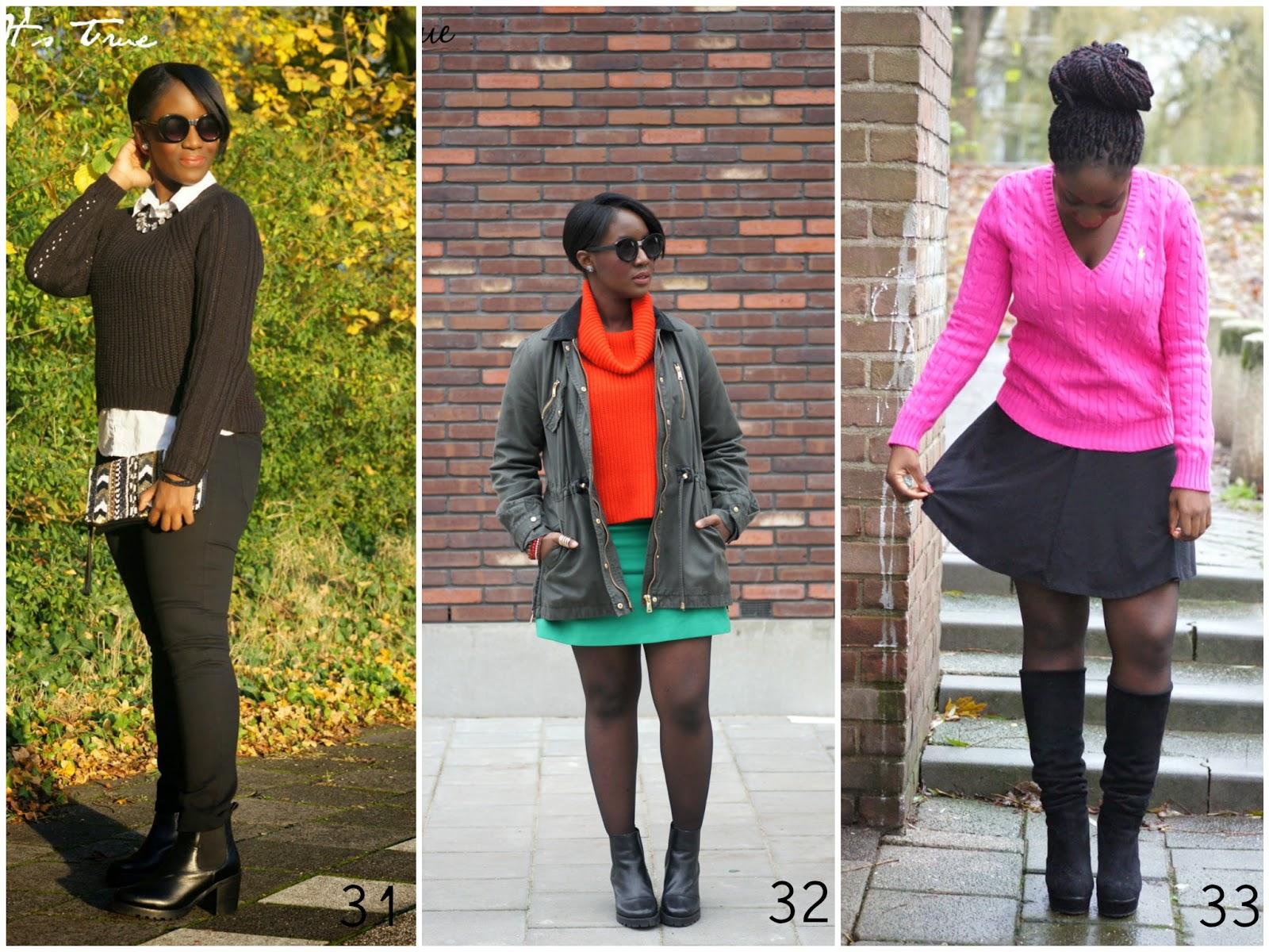 outfit recap