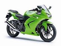 Harga Motor Kawasaki Terbaru Bulan Mei 2013
