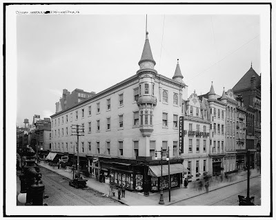 Newton's Other Hotel: Green's Hotel, Philadelphia